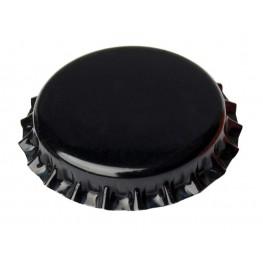 Καπάκια 26mm μαύρα (100τμχ) με Oxygen Scavenger