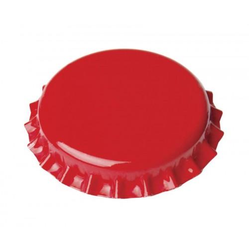 Καπάκια 26mm κόκκινα (100τμχ)