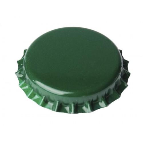 Καπάκια 26mm πράσινα (100τμχ)