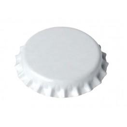 Καπάκια 26mm λευκά (100τμχ)