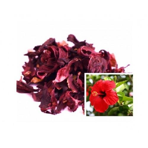 Άνθη ιβίσκου αποξηραμένα 50γρ