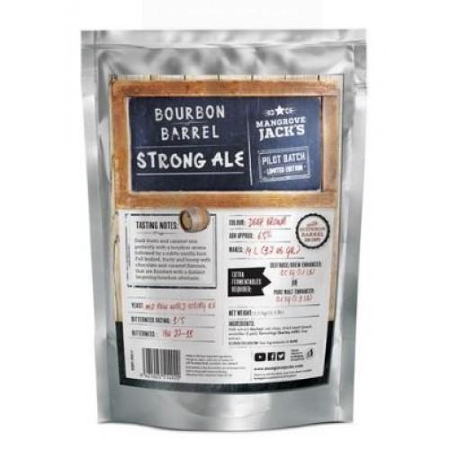 Mangrove Jacks Limited edition - Bourbon Barrel Strong Ale