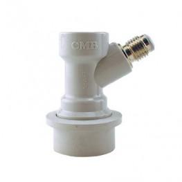 Συνδεσμος ball lock αερίου NC