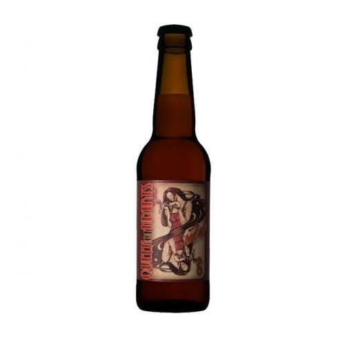 MIDNIGHT CIRCUS QUEEN OF HEARTS RED ALE