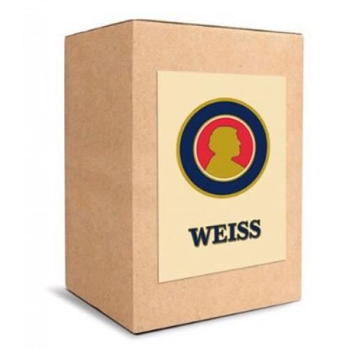 Συνταγή All Grain Weiss 19lt