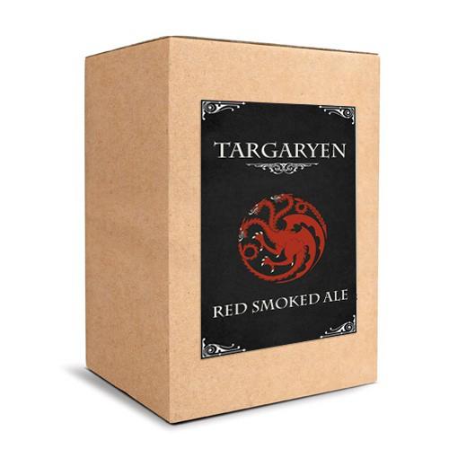 GOT - Targaryen Red Smoked Ale