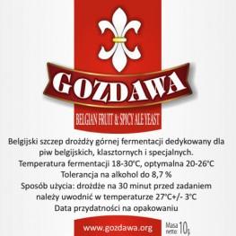 Gozdawa Belgian Fruit & Spicy Ale
