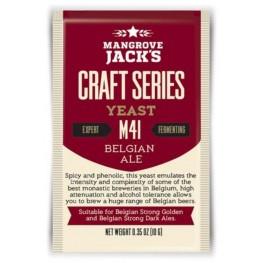 Mangrove Jacks M41 Belgian Ale