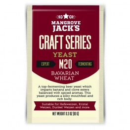 Mangrove Jacks M20 Bavarian Wheat