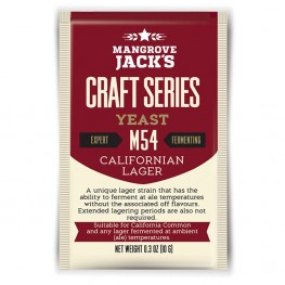 Mangrove Jacks M54 California Lager