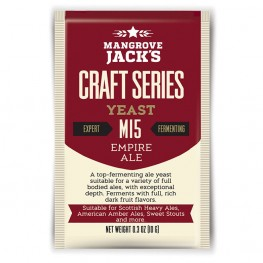 Mangrove Jacks M15 Empire Ale