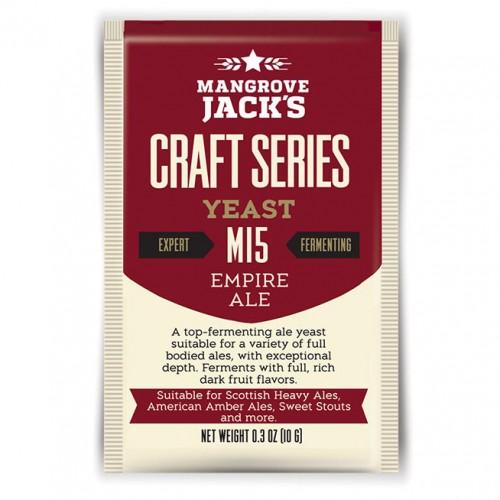 Mangrove Jack's M15 Empire Ale