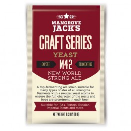 Mangrove Jacks M42 New World Strong Ale